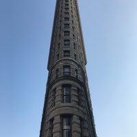 8/5/2018にDJ L.がFlatiron Buildingで撮った写真