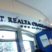 Photo taken at Realta Chakradarma by Sukrisman J. on 2/23/2013