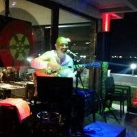 Photo taken at YSK BEACH CLUB by Gökçen Ö. on 6/2/2015