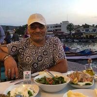 10/14/2018 tarihinde Tarkan A.ziyaretçi tarafından Foça Balıkçısı'de çekilen fotoğraf
