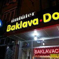 Photo taken at Ünlüler Baklava by Bekir D. on 6/16/2015