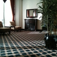 Photo taken at Holiday Inn Hotel & Suites by Brian B. on 9/26/2013