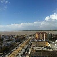 Foto tomada en Hotel Guadalquivir por Fran Villagran el 3/10/2013
