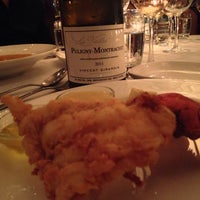 Photo taken at Chops Lobster Bar by Alan P. on 5/3/2014