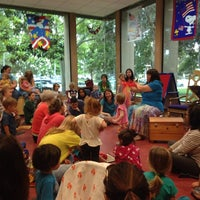 Photo taken at Coronado Public Library by Lisa P. on 6/27/2014