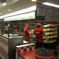 Photo taken at Five Guys by Denis H. on 12/9/2014