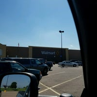 Photo taken at Walmart Supercenter by Dan H. on 8/27/2016