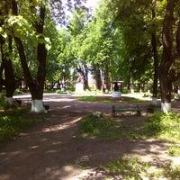 Photo taken at Городской Сад на Крутихе by Alex P. on 5/25/2014