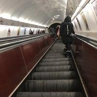 Photo taken at Metro =B= Anděl by Csehszlovák Kém on 1/13/2017