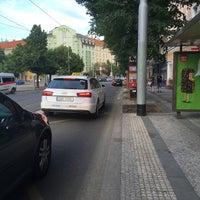 Photo taken at Ortenovo náměstí (tram) by Csehszlovák Kém on 6/23/2017