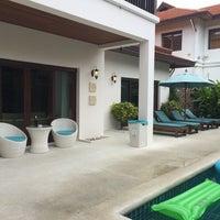 Photo taken at Samui Beach Village Hotel by Samantha Y. on 10/17/2014