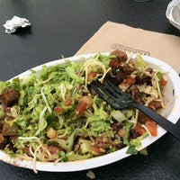 Photo taken at Chipotle Mexican Grill by Fiona W. on 3/25/2014