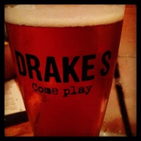 Photo taken at Drake's by Amy G. on 9/5/2013