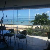 Photo taken at Vela e Mar Hotel Fortaleza by Claudia A. on 3/7/2014