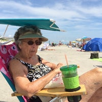 Photo taken at Beach Front by Joanne D. on 8/11/2014