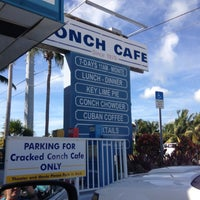 Photo taken at Cracked Conch Cafe by Dallas P. on 12/17/2012