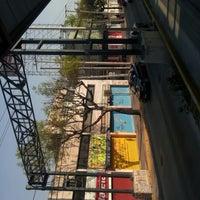 Photo taken at Metrobus Estacion Heroe de Nacozari by Andraste M. on 12/8/2012