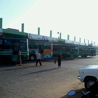 Photo taken at Aruppukortai New Bus Stand by Bakkeer M. on 9/26/2013