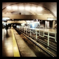 Photo taken at Estación Intermodal La Cisterna by Ernesto Javier C. on 10/4/2013