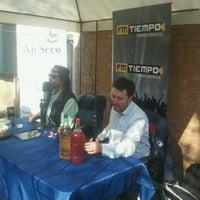 Photo taken at FM Tiempo by Ernesto Javier C. on 9/12/2014