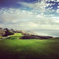 Photo taken at Torrey Pines Golf Course by Laljeet M. on 3/4/2013