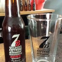 Foto tomada en Cervecería 7B por Kristian Enrique P. el 3/30/2014