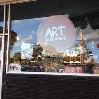 Photo taken at Art Explorium by Linda L. on 5/17/2014