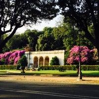 Photo taken at Museo Carlo Bilotti - Aranciera di Villa Borghese by AnnieHall on 6/19/2015