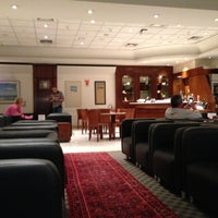 Photo taken at American Airlines Admirals Club by Marcelo M. on 4/26/2013
