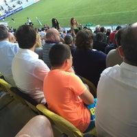 Foto scattata a Stadio Zaffanella da Gianni F. il 6/15/2015