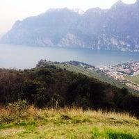 Photo taken at Monte Brione by Marianna d. on 3/4/2014