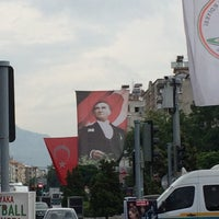 Photo taken at Karşıyaka Dolmuş Durakları by İsmail A. on 5/19/2017