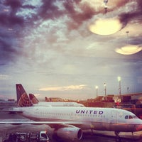 Photo taken at Newark Liberty International Airport (EWR) by Alan W. on 7/12/2013