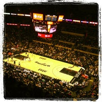 Photo taken at AT&T Center by Alan W. on 4/13/2013