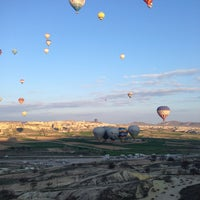 Photo taken at Cappadocia Abras Cave Hotel by Elena on 4/19/2017