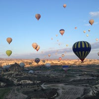 Photo taken at Cappadocia Abras Cave Hotel by Elena on 4/21/2017