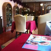 Photo taken at Macau Portuguese Restaurant by ryan l. on 7/27/2013