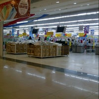 Photo taken at Carrefour by Wulan P. on 10/3/2012