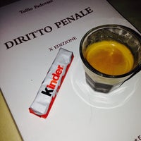 Photo taken at L'ora del caffè ☕️ by Agnese F. on 10/3/2013