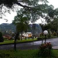 Photo taken at Pusdiklat Anggaran dan Perbendaharaan by Rizky A. on 2/7/2014