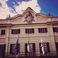 Photo taken at Comune di Varese by Federico M. on 9/19/2015