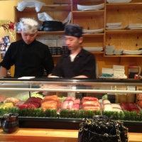 Photo taken at Vic Sushi Bar by Bryana G. on 5/27/2013