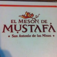 Photo taken at Restaurante Mustafa by Kary Y. on 10/6/2012
