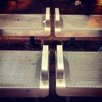 Photo taken at Warehouse District/Hennepin Ave LRT Station by Kelly D. on 3/16/2013