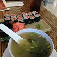 Photo taken at Hamachi Sushi by Emily T. on 9/24/2013