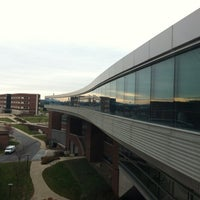 Photo taken at IST Building by Emily T. on 11/25/2012