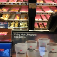 Photo taken at Dunkin' Donuts by Emily T. on 1/10/2014