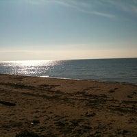 Photo taken at Центральный Пляж by Iryna P. on 10/7/2013