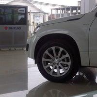 Photo taken at Suzuki United Indobali 0361-7812114 by Made Wira Hadi on 2/16/2013