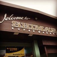 Photo taken at Shima's Supermarket by Jayleen S. on 3/15/2014